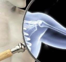 6742010-man-shines-his-hand-x-rays-through-a-magnifying-glass--Stock-Photo