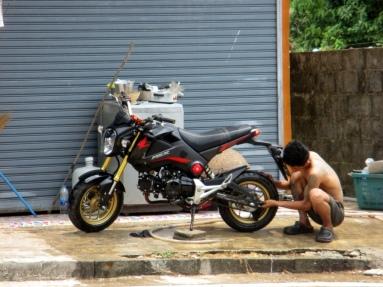 bedste arbejdsstilling, naturlig position, squat