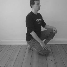 naturlige siddestillinger hunther squat