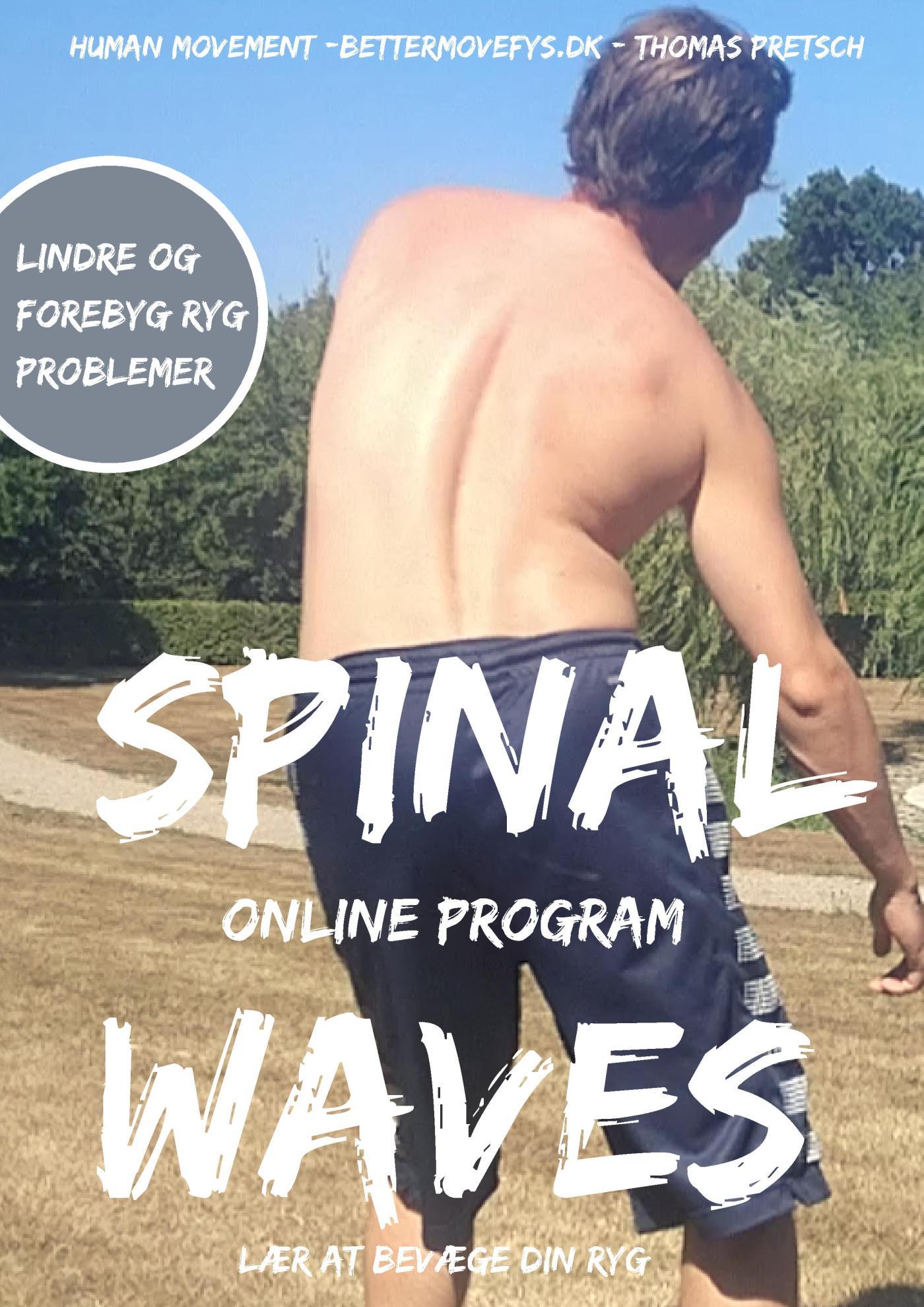 Spinal Waves Online Program