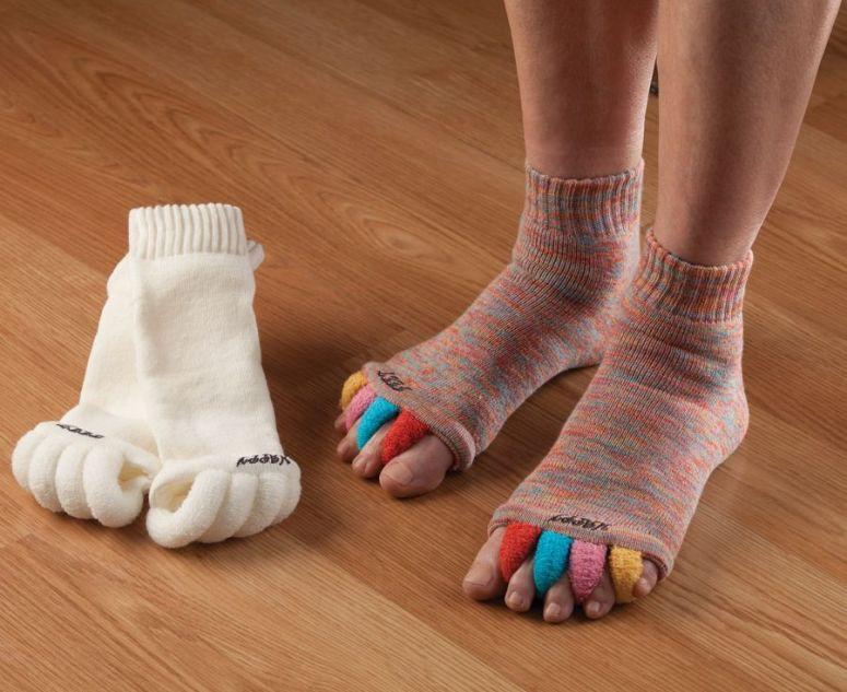 My happy feet socks